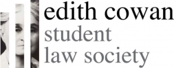 Edith Cowan Student Law Society